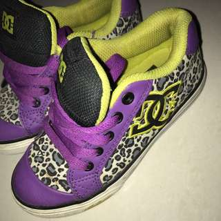 DC Shoe For Girl (authentic)