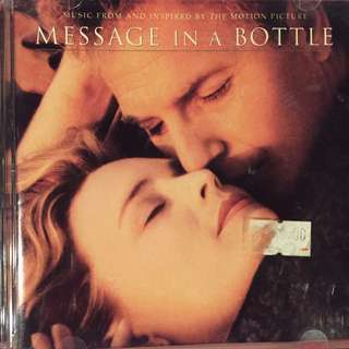 Message in A Bottle Movie Soundtrack OST CD