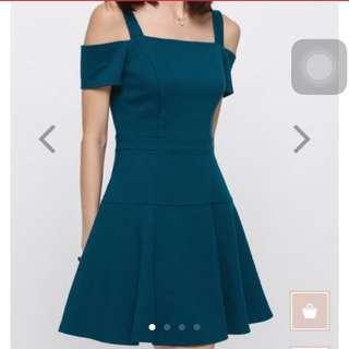 Love Bonito Doriana Off Shoulder Dress