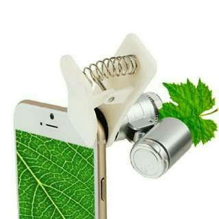 Microscope Lens For Android And iPhone