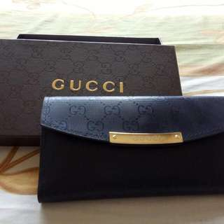 Dompet Gucci Navy