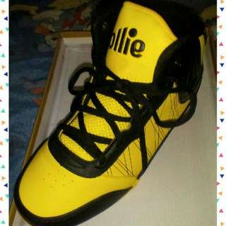 REPRICED!!!  Ollie Rubber Shoes