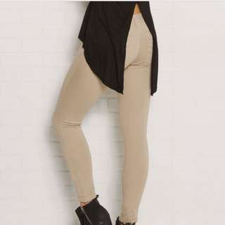 Taupe Jeggings