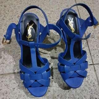 Ysl High Heel Size 36, 10cm