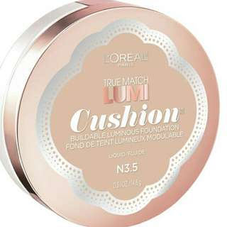 Authentic L'oreal True Match Lumi Cushion