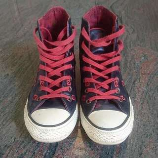 converse Chinese new year special edition leather