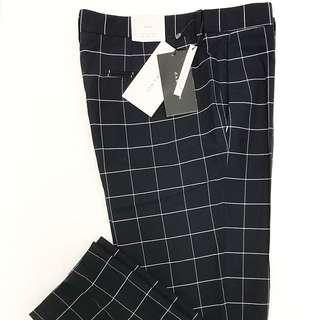 Zara Man Cropped Pant