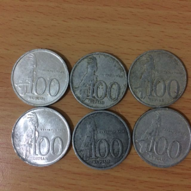 100 Koin