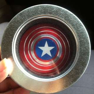 Spinner Capt. America
