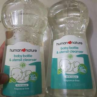 Feeding Bottle Cleanser Buy 1 And Get 1 At 25% Off Plus Free Shipping On Selected Areas