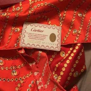 Cartier Scarf