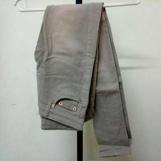 G&H Light Brown Long Pants