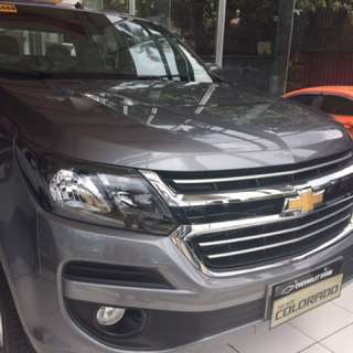 The All New 2017 Colorado 2.8L 4x2 AT