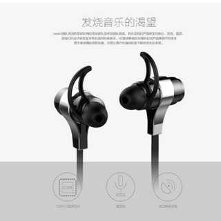 Sports Bluetooth Headset   Black   Premium
