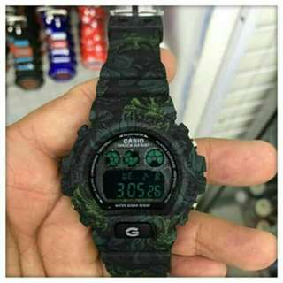 G SHOCK FLORA GRED AA