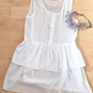 White Blouse [NEW]