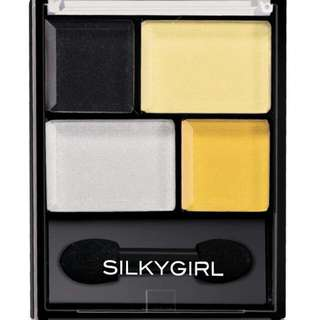 SILKYGIRL Blockbuster Color Palette - Sparkling Star