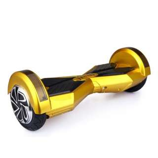 "Brand New 8"" Lamborghini Hoverboard with Bluetooth"