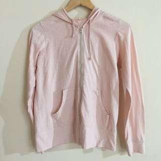 Baby Pink Jacket, Pink Muda Jaket
