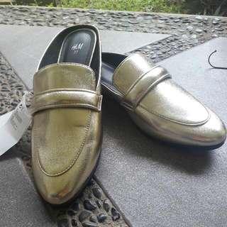 [NEW] H&M Semi Pantofel