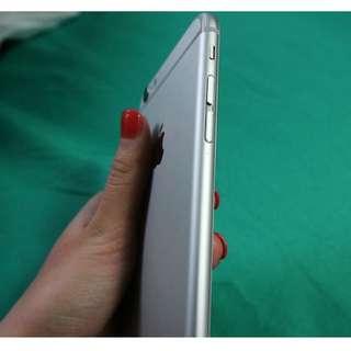 Iphone 6plus 128gb in silver !!