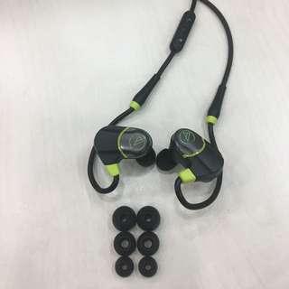 鐵三角 ATH-SPORT4  藍芽立體聲運動型耳機