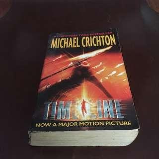FREE!!! Timeline (Michael Crichton)