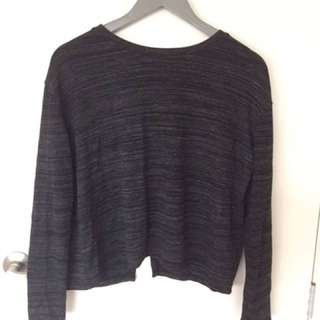 GLASSONS LONG SLEEVE // SIZE SMALL