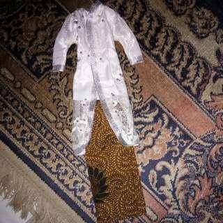 Baju Kebaya barbie