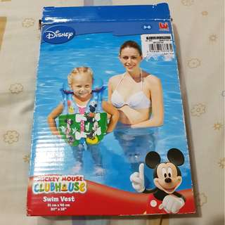BNEW KIDS MICKEY MOUSE SWIM VEST