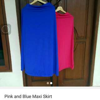 4 skirts For 120.000
