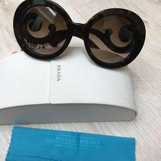 (LUX) Authentic Prada Baroque Sunglasses
