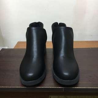 低筒短靴/瑕疵