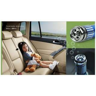 車載負離子空氣清新器 - In Car Air Purifier - Negative Ion Generator - S1023