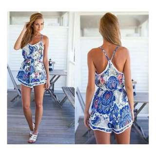 Printed Jumpshort