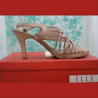 Authentic ELLE Shoes Baby Pink
