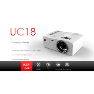 Mini LCD Projector with Remote Control - 迷你LCD投影機 - S1030