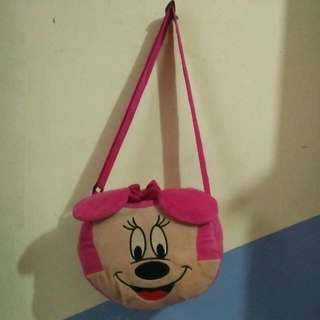 Sling Bag Miniie Mouse