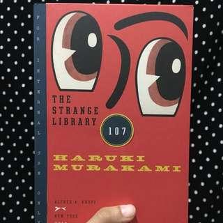 Haruki Murakami Strange Library