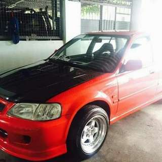 Honda City Type Z 2001