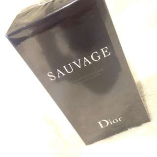 Dior Sauvage After Shave Lotion