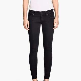 H&M Black Jeans
