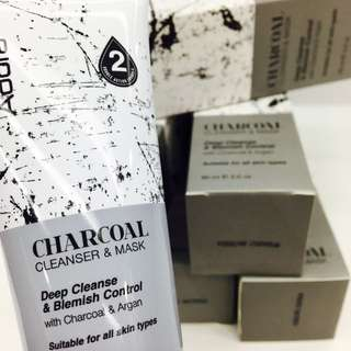 Adora Charcoal Cleanser & Mask