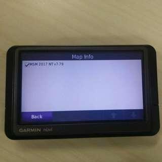 Reserved : Garmin Car GPS 255W