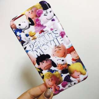 Snoopy iPhone 6 手機殼