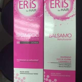 Eriis 洗頭水 + 護髮素