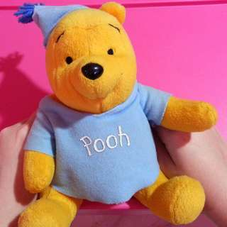 [CLEAR] Winne The Pooh Toy Plushie