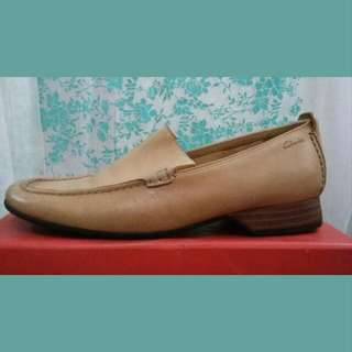 Authentic Clarks Shoes Baby Brown