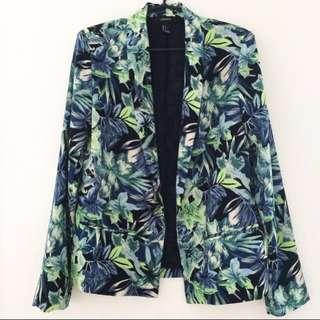 Forever 21 blazer/corporate jacket