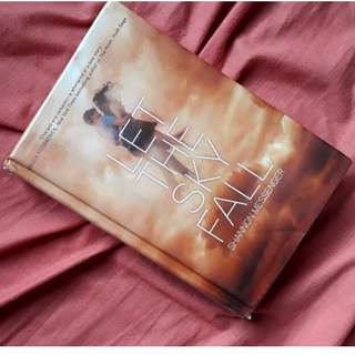 LET THE SKY FALL (book)